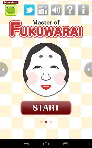 Master of FUKUWARAI
