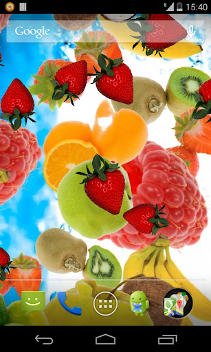 Magic Touch: Fruits