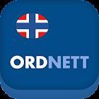 Ordnett - Norwegian Dictionary icon