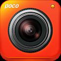 POCO美食相机 logo