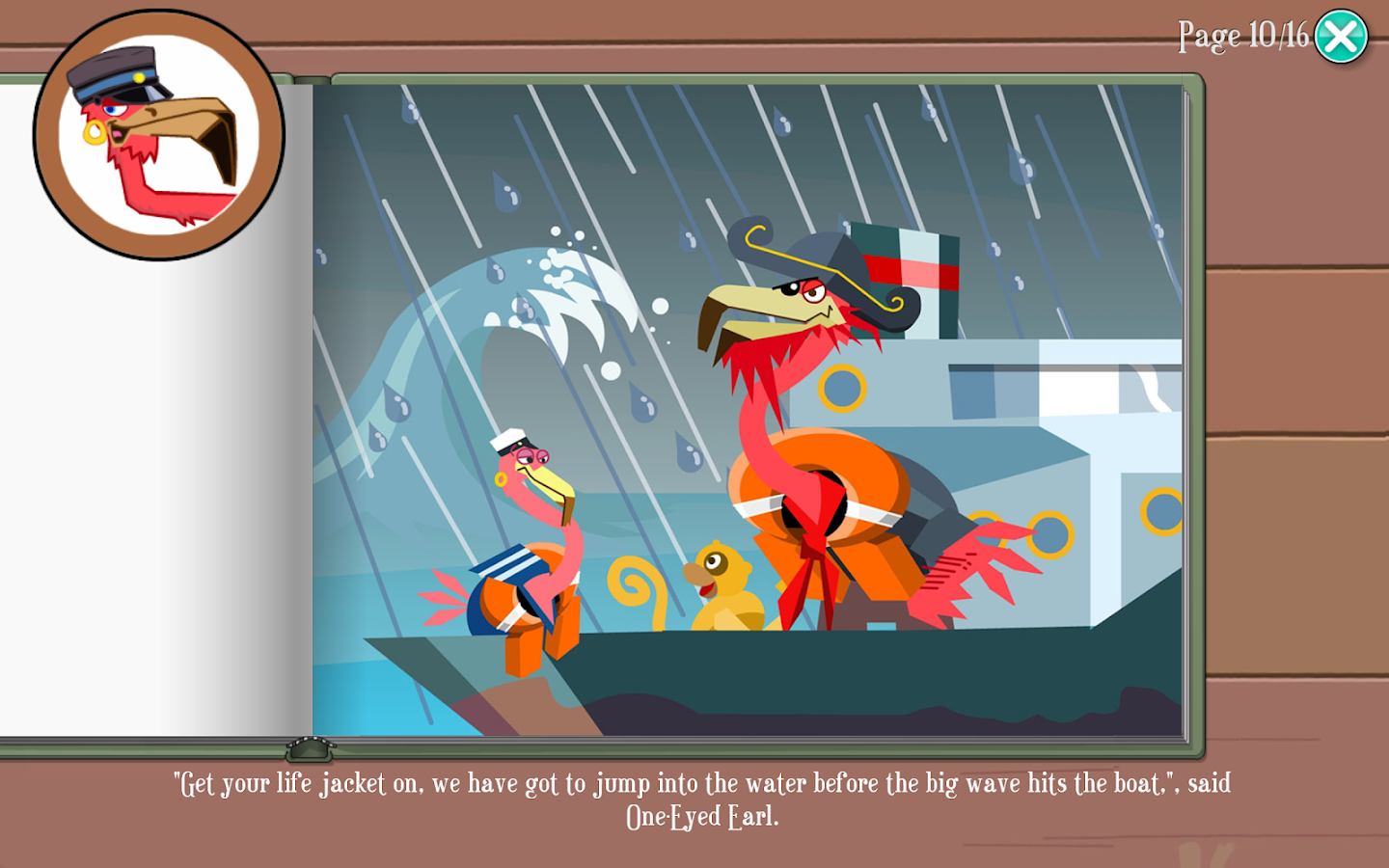English Storytelling for Kids- screenshot