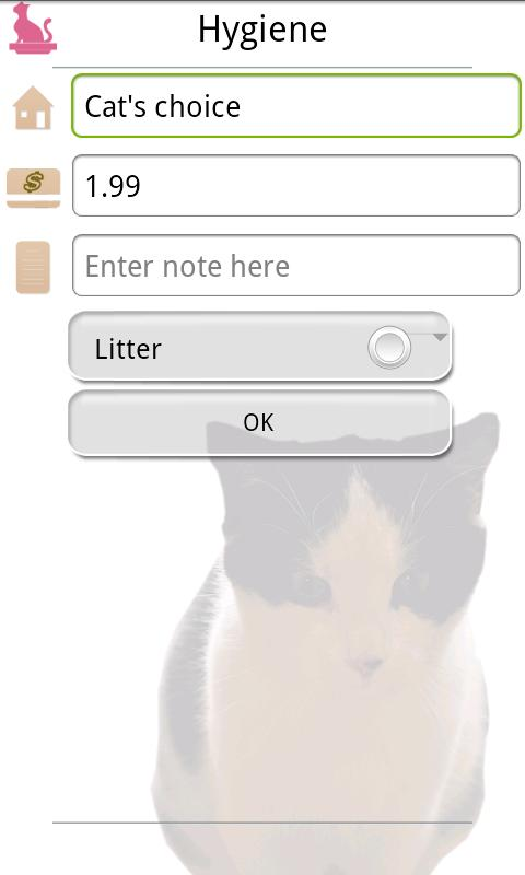 Cat Diaries Lite - screenshot
