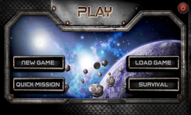Overkill: Space Shooter - screenshot