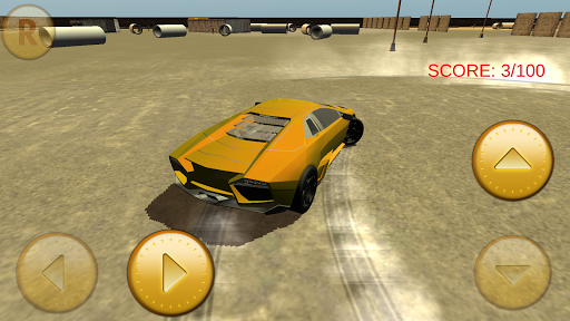 Extreme Car Zombie Run Over