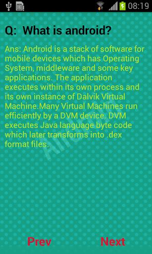【免費教育App】Android Trainer-APP點子