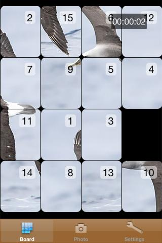 PicFuz Pro : Photo Puzzle Game- screenshot