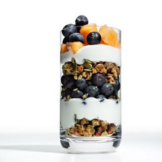 Yogurt Crunch Parfait