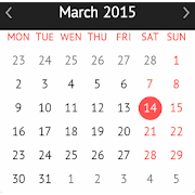 App Fancy calendar widget APK for Windows Phone