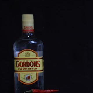 Nigerian Gin Pepper Sauce