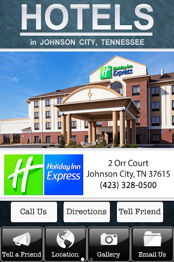 Johnson City Hotels