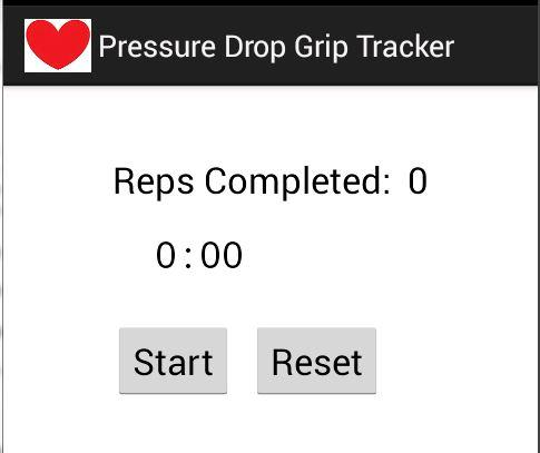 Pressure Drop Grip Tracker