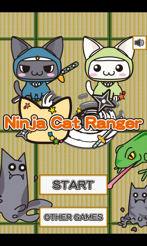 Ninja Cat Ranger- screenshot