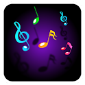 Live Musical Note Free Wall logo