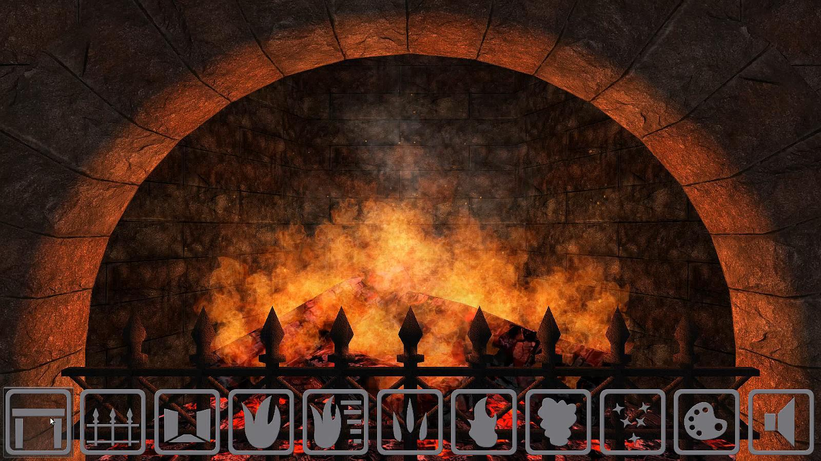 realistic fireplace android apps on google play