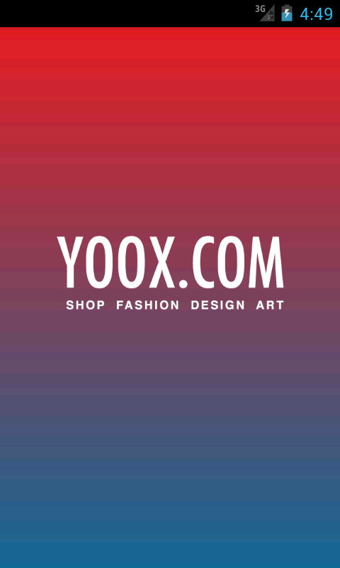 YOOX.COM - screenshot