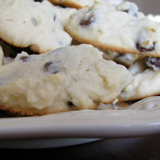 Cream Cheese Chocolate Cookies.