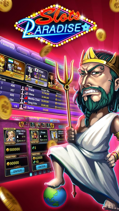 Slots Paradise™- screenshot