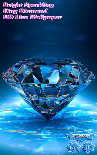 玩個人化App|Bright Sparkling King Diamond免費|APP試玩