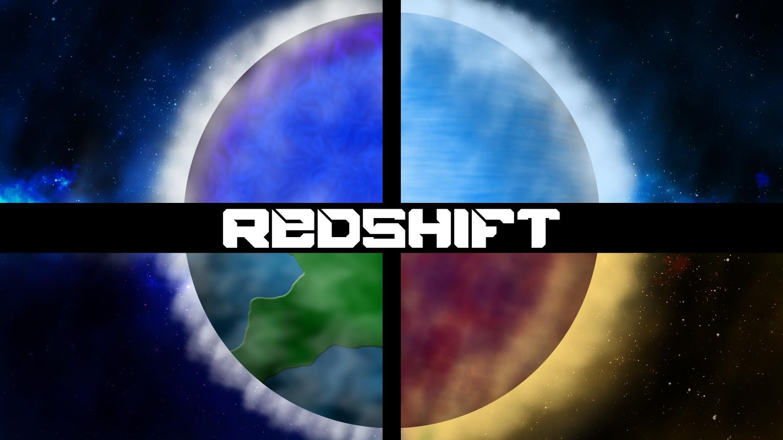 Redshift- screenshot