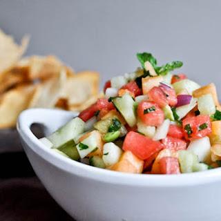 Mojito Melon Salsa.