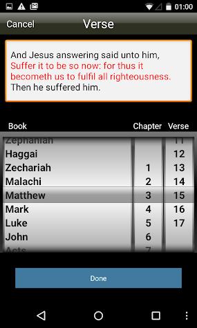 Scourby You Bible App Ranked No 1 Screenshot