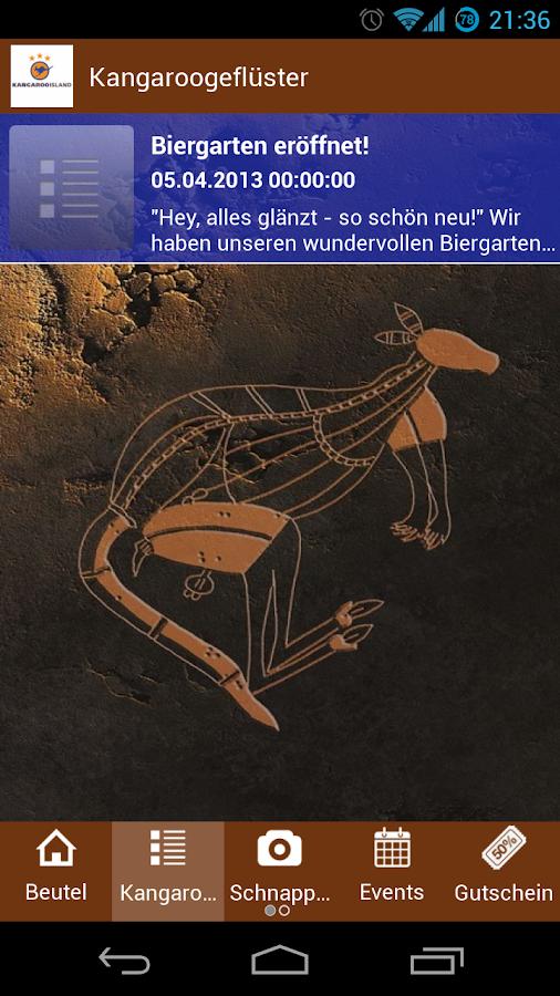 Kangaroo Island Bremen - screenshot