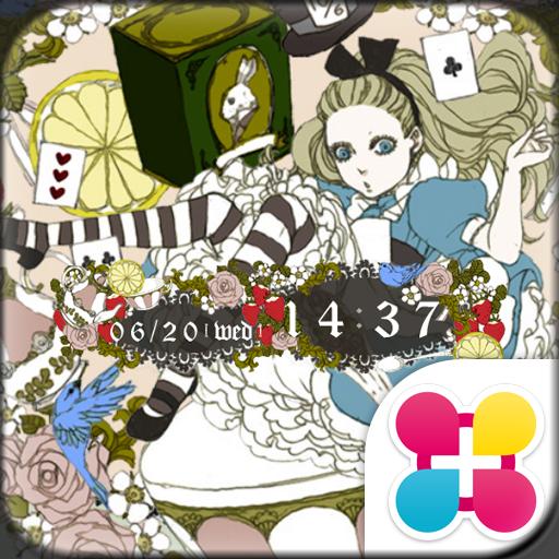 アリス壁紙きせかえ Alice's Tea Icon