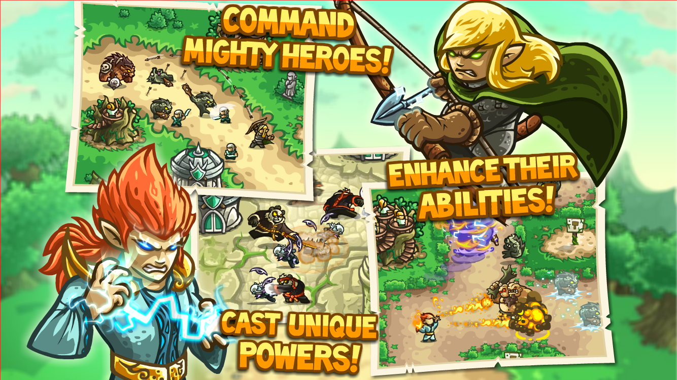 Kingdom Rush Origins Mod Apk