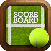 Scoreboard - Tennis