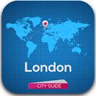 London Guide, Map & Weather icon
