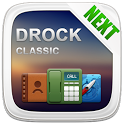 Drock Next Launcher 3D Theme icon