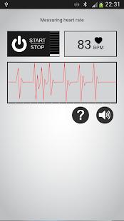 Heart Rate Monitor - screenshot thumbnail