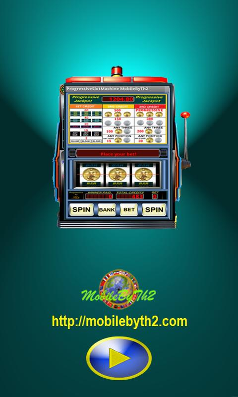 Slot Machine Progressive - screenshot