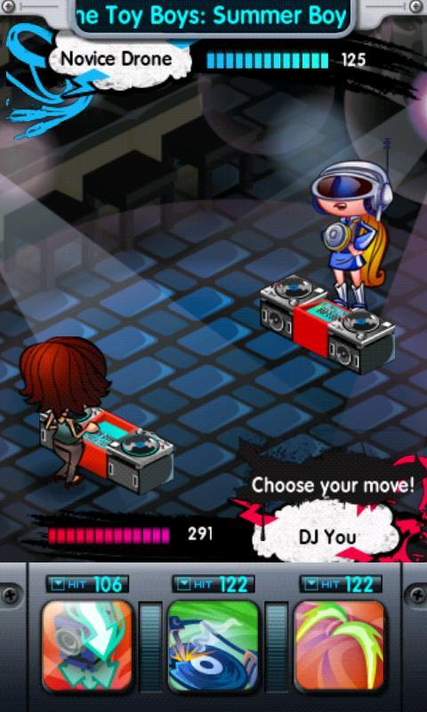 DJ Rivals - screenshot