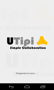 UTipi conference - screenshot thumbnail