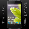 ThyrusHolo No Apps CM10 Theme icon