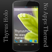 ThyrusHolo No Apps CM10 Theme