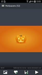 Halloween Scary Wallpaper- screenshot thumbnail