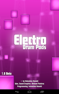Electro Drum Pads - screenshot thumbnail