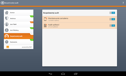 Mobile Security Orange Edition screenshot 19