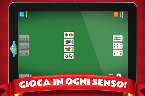 Scopa Più - screenshot