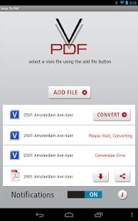 Visio To PDF 商業 App-癮科技App
