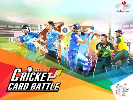 Indiagames Cricket Card Battle 11.0.1 screenshot 148230