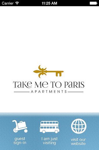Take Me To Paris Apartments
