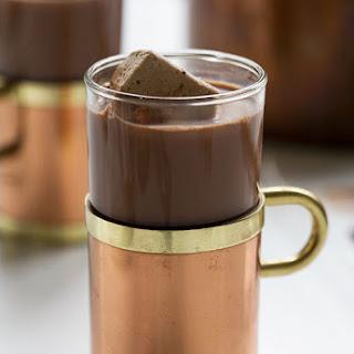 Fancy-Ass Hot Chocolate.