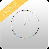 Ultra Thin Clock Widgets
