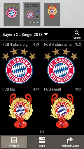 FC Bayern München CL Uhr