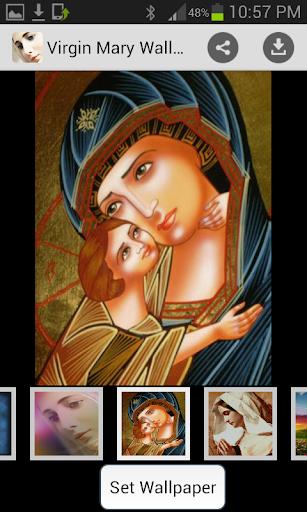 Virgin Mary Photo Gallery