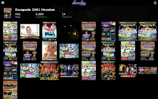 Screenshot of Escapade 2001 Houston