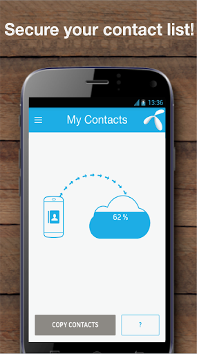 My Contacts - Phonebook Backup & Transfer App 8.1.3 screenshots 1